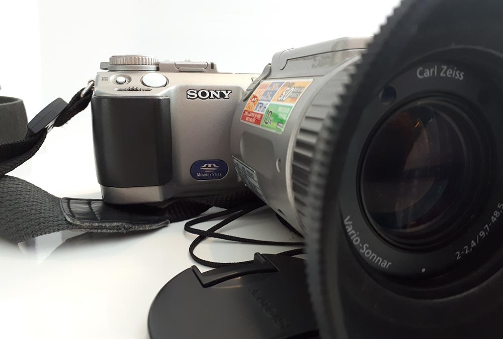 Einführung der Digitalfotografie …