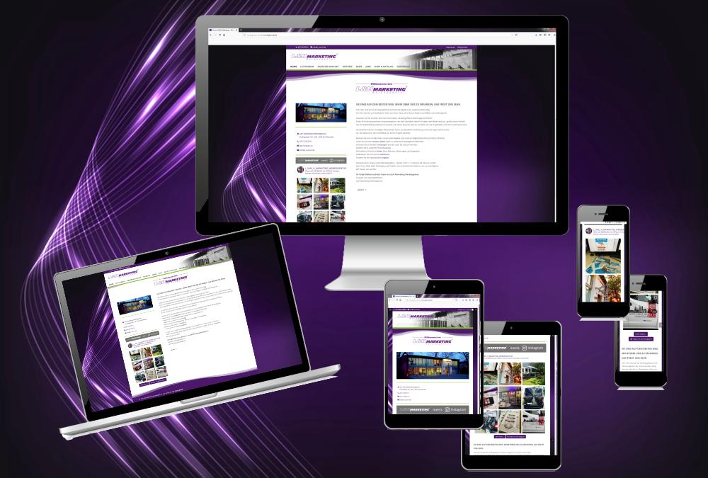 Unsere Neue Webseite geht online.