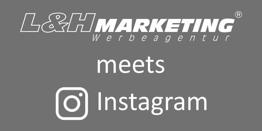 Ein eigener Instagram-Acount